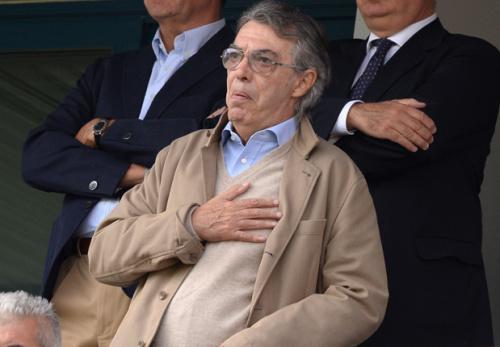 """Arriva il Derby, Moratti ha la sua favorita: """"L'Inter è più forte del Milan"""""""