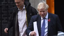 Boris Johnson Leaves the Dirty Work to Everyone Else