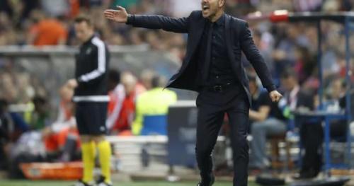 Foot - C1 - Atlético - «Nous n'avons pas été assez efficaces» contre Leicester, regrette Diego Simeone (Atlético)