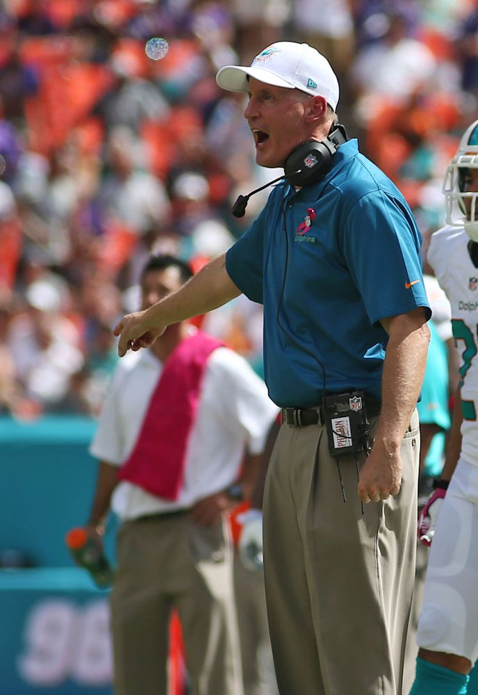 Dolphins' ground game on pace to be team's worst