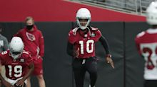 Cardinals bring energy to first non-padded practice of training camp, remain COVID-free
