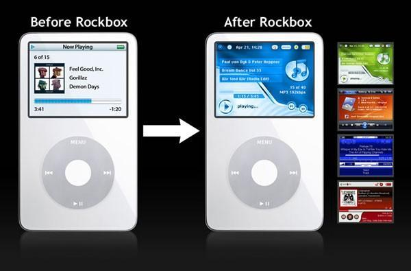Rockbox 3.0 firmware breathes the life back into your MP3 player