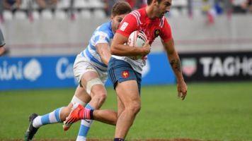 Rugby à 7 - France - L'équipe de France à 7 pour Londres