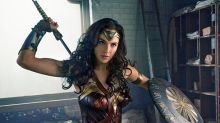 New Images Of Gal Gadot In Wonder Woman