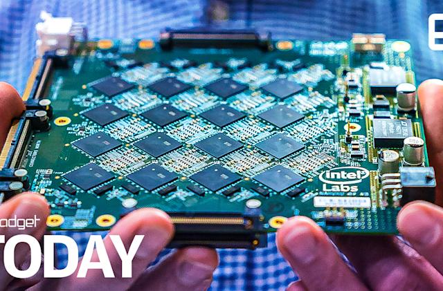 Intel's ultra-efficient AI chips can power prosthetics and self-driving cars
