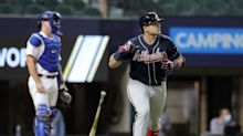 NLCS Game 1: Braves power past Dodgers with four-run ninth inning