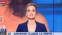 Audrey Crespo-Mara apporte son soutien à son mari Thierry Ardisson en direct (vidéo)
