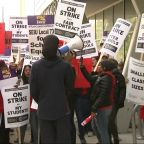 Chicago Teachers Strike: Thousands of teachers hit picket lines across city, CPS classes canceled