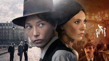 """""""La Garçonne"""": Laura Smet se travestit en homme dans la nouvelle série de France 2"""