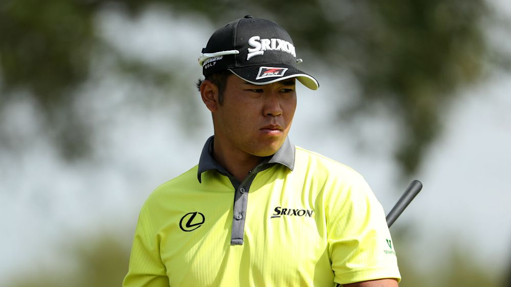 I'm not hitting it as well as I'd like - Matsuyama out of sorts ahead of Masters