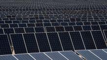 Sea of solar panels turns Mexican desert green