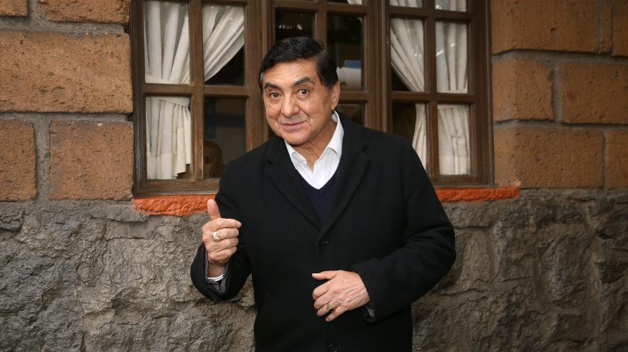 Huicho Domínguez a la Cámara de Diputados... buscará curul en 2021