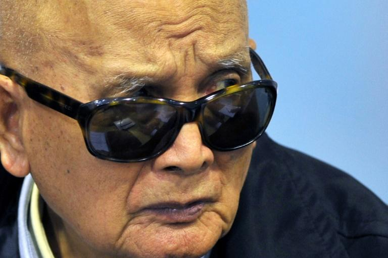 The Extraordinary Chambers in the Courts of Cambodia sentenced Nuon Chea to life in prison last year