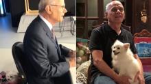 Nina e Boechat: A amizade inquebrantável entre cachorros e humanos
