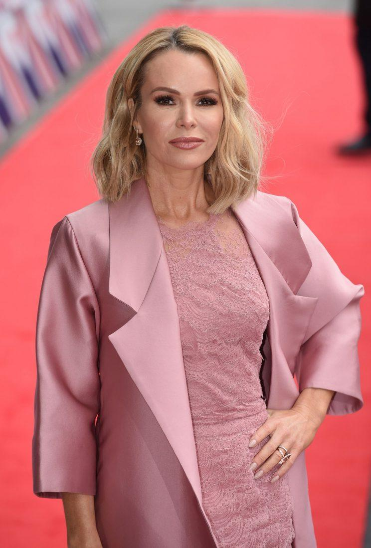 Amanda Holden opens up about the therapy that helped her cope with ...