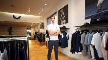 Andy Murray launches his first sportswear range ... and it's eco-friendly
