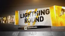 Cramer's lightning round: Here's why Monster Beverage is ...
