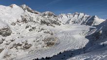 Forscher fürchten dramatischen Schwund am Aletschgletscher