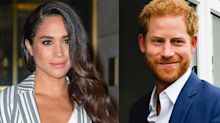 """Meghan Markle finally opened up about her relationship with Prince Harry, confirms they're """"in love"""""""