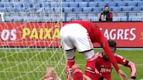 Benfica suffer penalty calamity