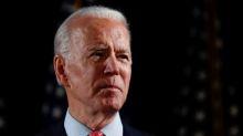 Biden says Democratic convention should be postponed until August