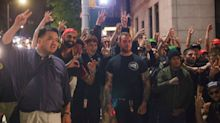 EXCLUSIVE: Leaked Proud Boys Chats Show Members Plotting Violence At Rallies