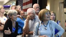 GOP holds N Carolina House seat but shows frailty in suburbs