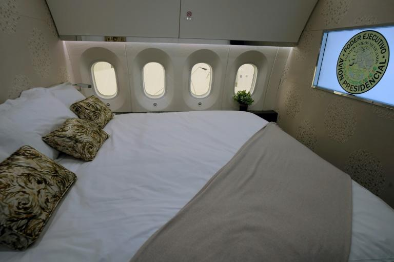 It has proven hard to find a buyer for a massive jet customized with an executive bedroom, private bath and seating for 80 people