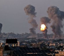 'Huge fire' in the sky: From Gaza, a view of the latest conflict with Israel