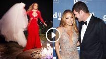 有錢就是任性!Mariah Carey 新 MV 霸氣燒掉價值 25 萬美元的 Valentino 婚紗!