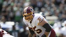 WFT places franchise tag on G Brandon Scherff for 2nd straight season