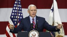 The Latest: Pence, Republicans wrap late health care meeting