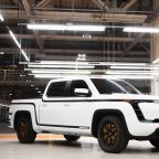 Electric-truck maker Lordstown Motors says CEO, CFO resign