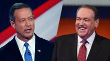 Huckabee and O'Malley on a divided nation and the 2016 race for the White House