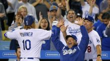 Dodgers hit three straight homers during wild ninth-inning comeback