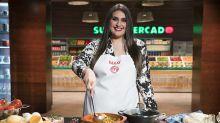 """Saray, la primera concursante transexual de 'MasterChef', revoluciona con su plato: """"Había una vez…truz"""""""