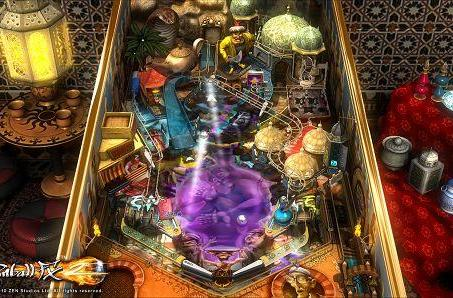 This Wednesday: Pinball FX 2 comes to XBLA [Update 3: Bloody Good Time or Haunted House released late]