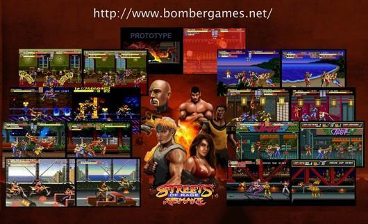 Streets of Rage Remake was eight years in the (re)making