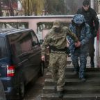 Global tribunal tells Moscow to free Ukrainian sailors 'immediately'