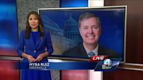 Sen. Graham wants to delay Affordable Care Act