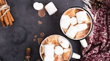 This red wine hot chocolate recipe is everything we want to drink this cold season