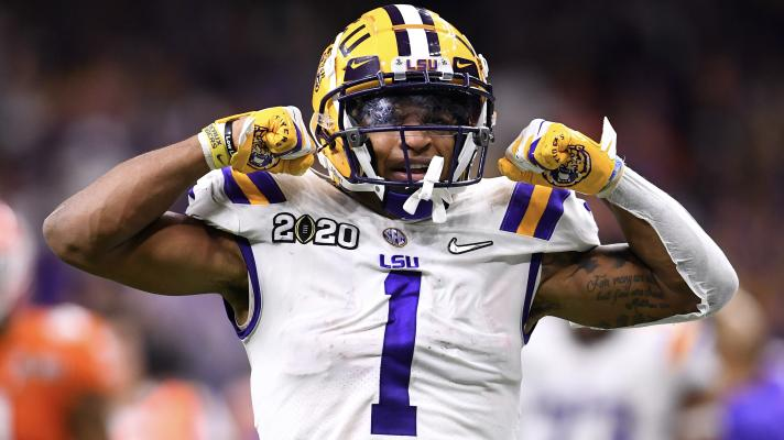 Ja'Marr Chase NFL Draft Prospect Profile