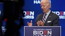 Biden to senators: Extinguish the 'flames' engulfing U.S. politics by not 'jamming' through a Supreme Court justice
