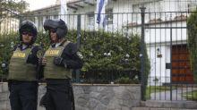 Peru says ex-president has sought asylum in Uruguay