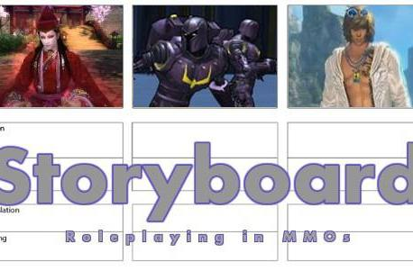 Storyboard: Sharing the spotlight