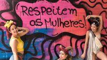 As cenas do Carnaval que Bolsonaro não viu