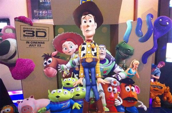 Toy Story 3 in 4K 3D: does higher-res equal higher enjoyment?