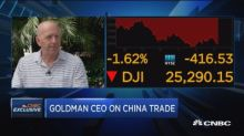 There's been an enormous imbalance in the US-China relati...