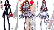 Mira a Pennywise y otros monstruos del cine convertidos en modelos de pasarela