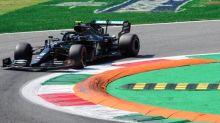 F1 - GP d'Italie - EL3 - Valtteri Bottas (Mercedes) domine la dernière séance d'essais à Monza